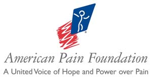 american pain foundation oxycontin ties